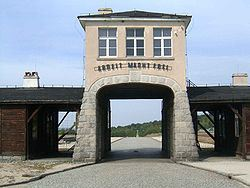 Gross-Rosen was a Class I concentration  camp that had the sign Arbeit Macht Frei over the entrance gate