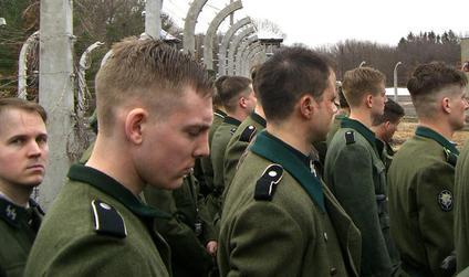 German soldier haircut german soldier haircut which shows german ss soldiers at dachau was winobraniefo Gallery
