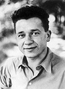 Tadeusz Borowski, a political prisoner at Auschwitz-Birkenau