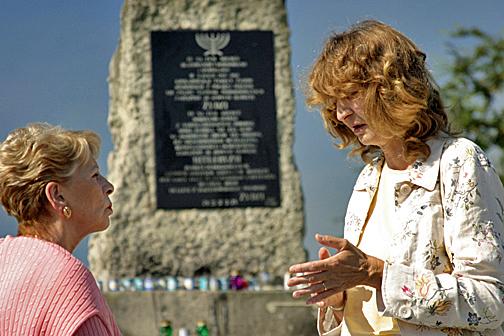 Jewish Survivor Helena Jonas Rosenzweig Testimony - YouTube  Helen Hirsch Horowitz