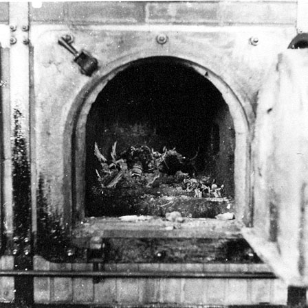buchenwald crematorium � was it built by the russians
