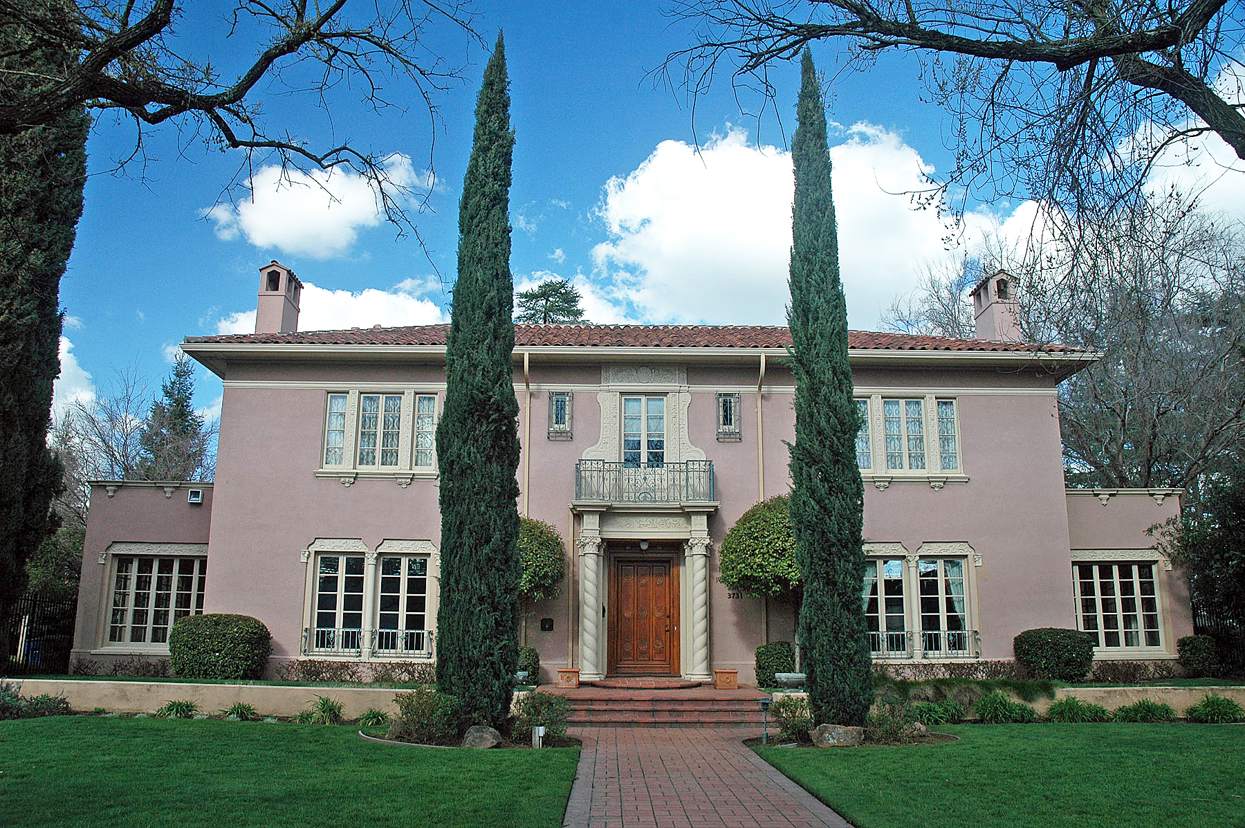 Julia Morgan House In Sacramento Scrapbookpages Blog