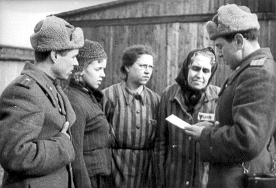 Survivors of Auschwitz-Birkenau