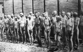 Russian POWs at Mauthausen