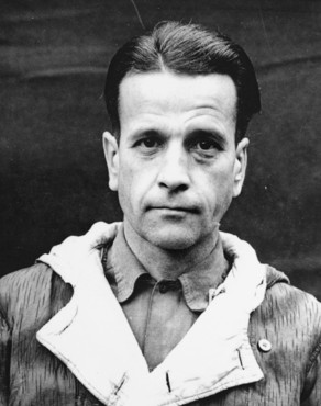 Waldemar Hoven, a doctor at Buchenwald