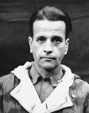Waldemar Hoven, a doctor at Buchenwald