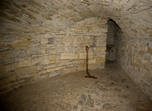 A dungeon for witches in Germany
