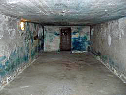 Recent photo of the main gas chamber at Majdanek