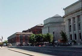 USHMM building on 15th Street