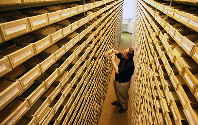 Miles and miles of records, but no records of gassing