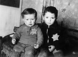 The Nazis forced all Jews to wear a Star of David