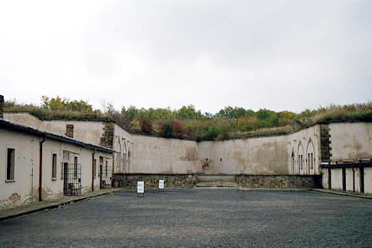 The execution state in the Fourth Courtyard