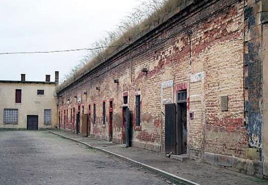 Prison Cells in the Small Fortress