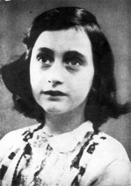 Who doesn't love Anne Frank, the most famous Holocaust victim?