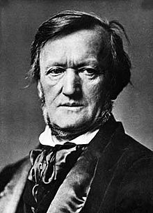 Richard Wagner, famous anti-Semite