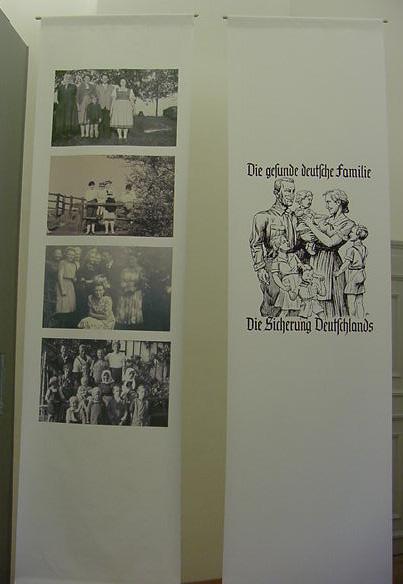 German poster advocates Eugenics