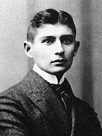 Franz Kafka Photo Credit: Wikipedia