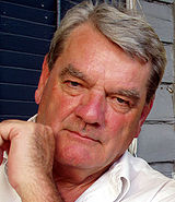 Photo of David Irving, 2003