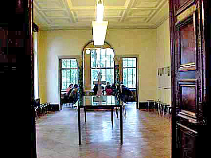 Room where the Wannsee Conference was held