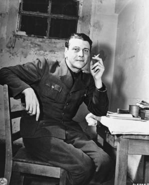 Otto Skorzany, famous German Commando