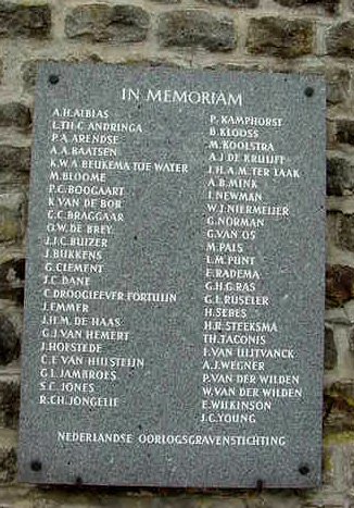 List of British agents who were executed at Mauthausen