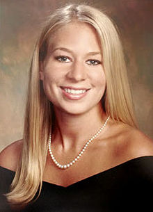 Natalee Holloway's High School graduation photo