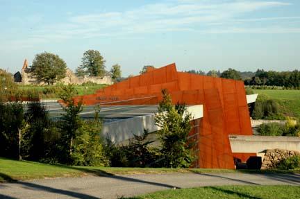 Center of Memory at Oradour-sur-Glane