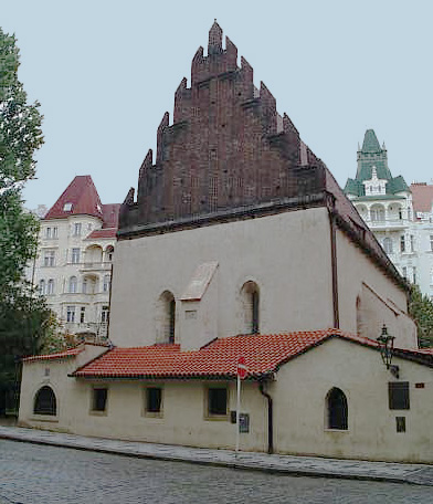 Old-New Synagogue in Prague is still being used