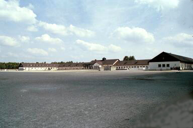The Dachau Museum is located in this building