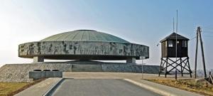 Dome at Majdanek memorial site holds ashes of  prisoners Photo Credit: José Ángel