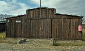 Building No. 50 at Majdanek Photo Credit: José Ángel
