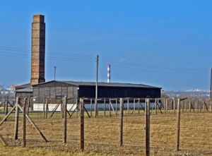 The Majdanek crematorium  Photo Credit: José Ángel