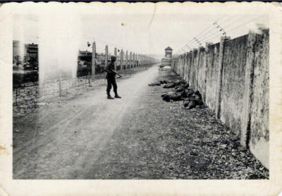 German SS troopers fought to the end at Dachau