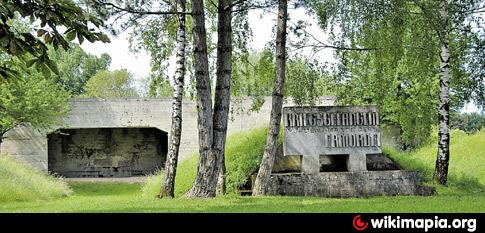 Memorial to the murdered Soviet POWs at Herbertshausen