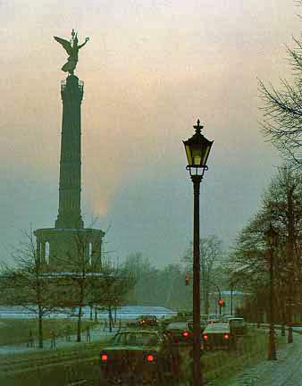 German monument in Berlin