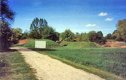 Rifle range at Herbertshausen Photo credit: xxx