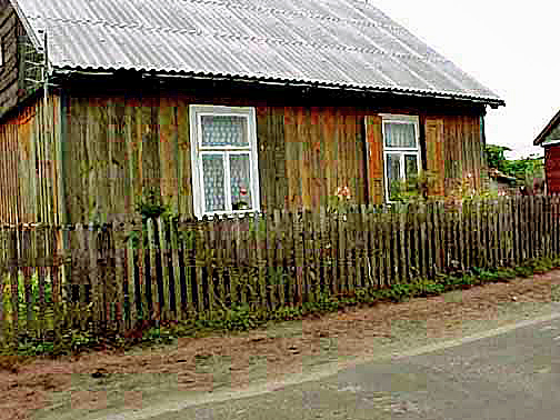 House near the Treblinka camp