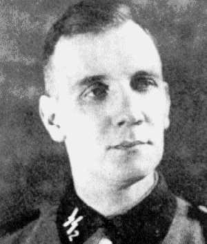 Waffen-SS officer Kurt Gerstein
