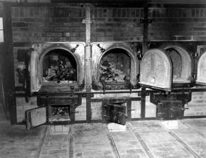 Cremation ovens at Buchenwald