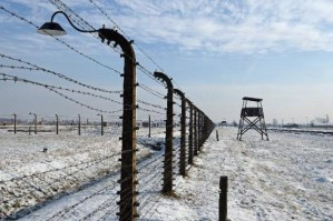 Auschwtiz-Birkenau was a 425 acre site where Jews were gassed upon arrival