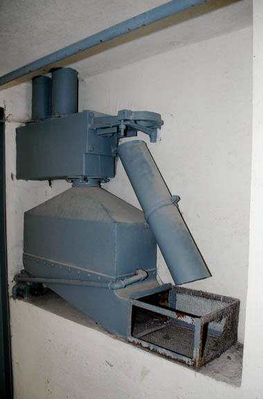 Degesch machine was used in the small gas chambers at Dachau