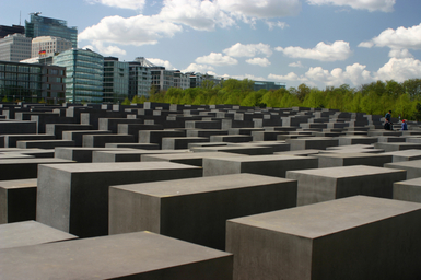 5 acres of concrete blocks in the heart of Berlin