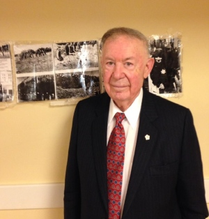 Philip Riteman, Holocaust survivor of Auschwitz and Dachau