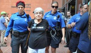 90-year-old Jewish woman arrested in St. Louis, MO