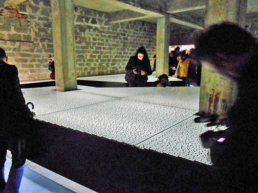 Former morgue room at Mauthausen has names of the victims
