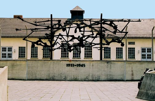 International monument at Dachau