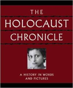 Jewish book tells history of the Holocaust