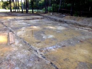 Exact location of Sobibor gas chamber has been found