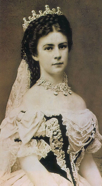 Elizabeth was crowned Queen of Hungary in 1867