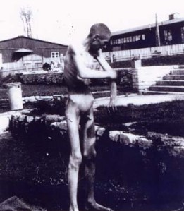 Prisoner at Buchenwald who was indifferent to nudity